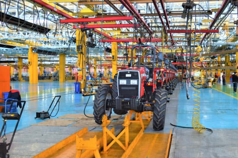 Lean Six Sigma - Assembly Line