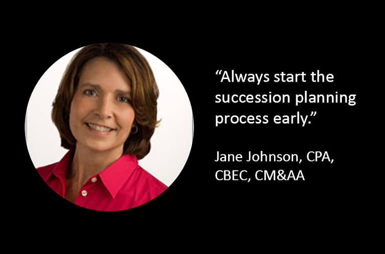 Succession Planning Can Never Start too Soon
