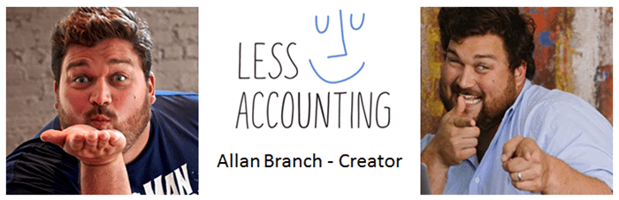 5 and a Half Questions for LessAccounting's Allan Branch
